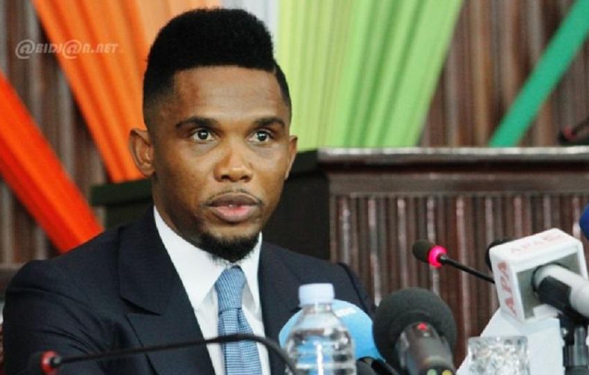Réponse cinglante de Eto'o à Diouf: «Mon frère a dû prendre un verre de trop, y'a pas débat »