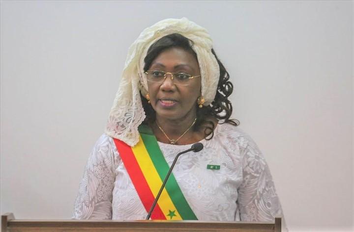 Décret N°2020-976 : Aminata Tall a été nommée Présidente...