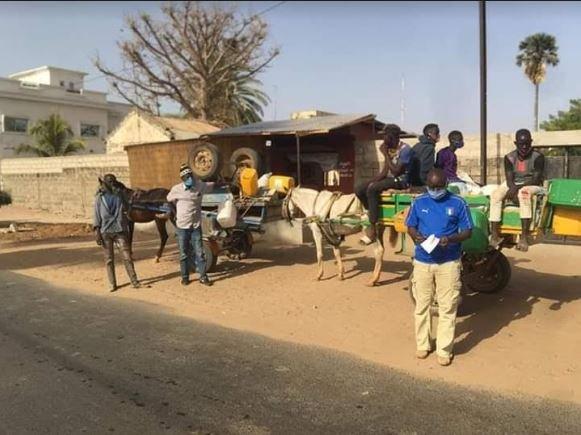 Korité: 5 charrettes venant de Dakar interceptées à Diourbel