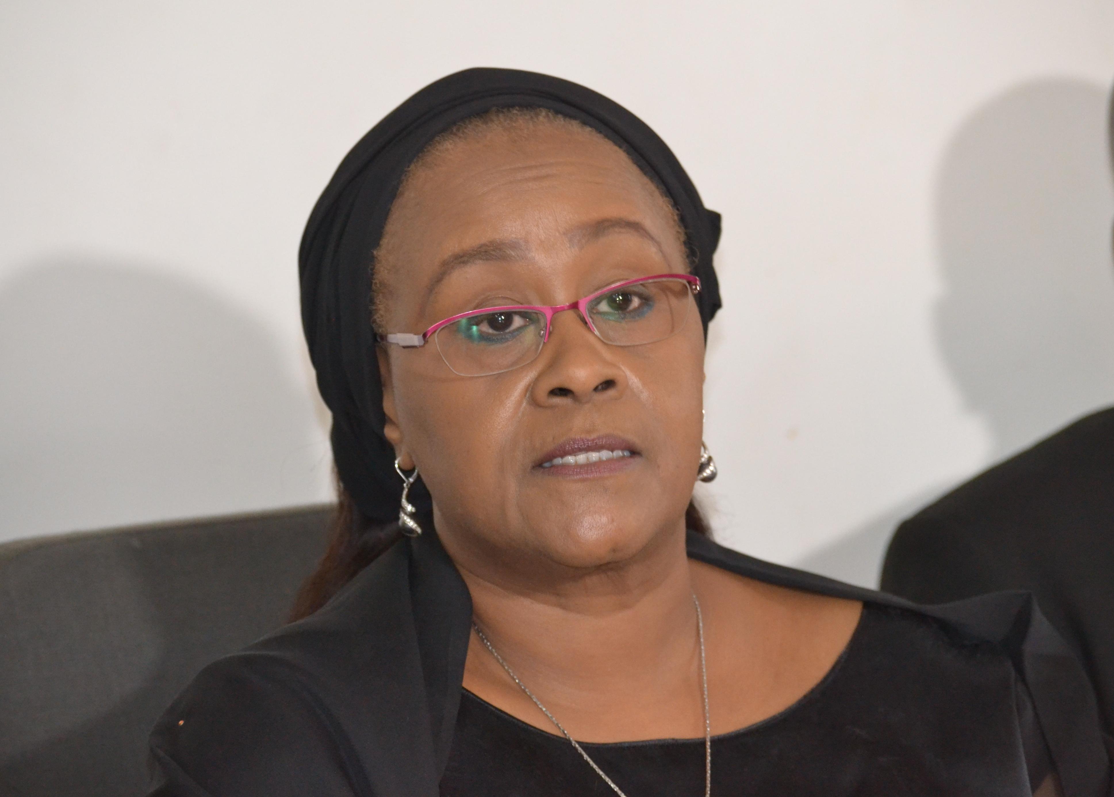 Nicole Gakou de l'UCS,  nommée PCO de l'ANSD