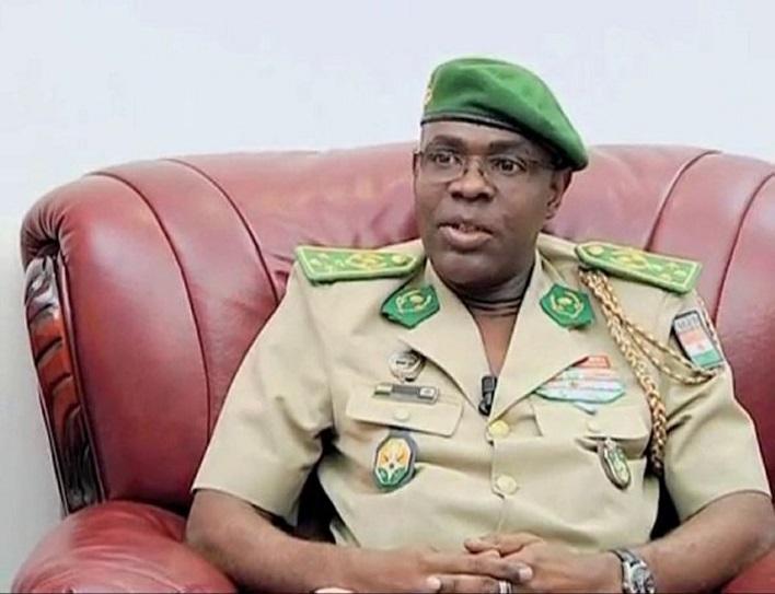 Au Niger, le général Salou Djibo candidat pour la prochaine présidentielle