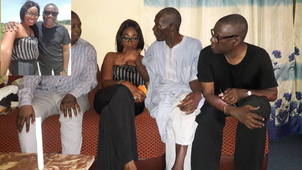 """La vérité sur cette Photo """"Aby Ndour et Atépa Goudiaby"""""""