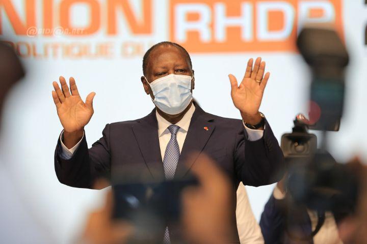 3e mandat en Côte d'Ivoire: le président Alassane Ouattara joue aux prolongations