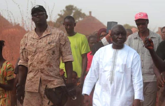 """Idrissa Seck s'adresse au peuple Sénégalais: """"Je partage avec vous les peines engendrées par..."""""""