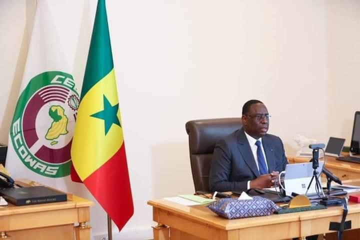 """Aicha Gueye à Macky: """"Vous aviez ignoré les décisions de la CEDEAO concernant les dossiers Karim Wade et Khalifa Sall"""""""