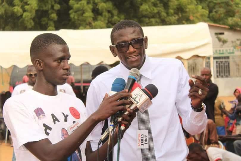 """Souleymane Jules Diop réplique: """"Me Moussa DIOP gêne les paresseux qui n'ont d'occupation que les vaines tentatives de salir son nom"""""""