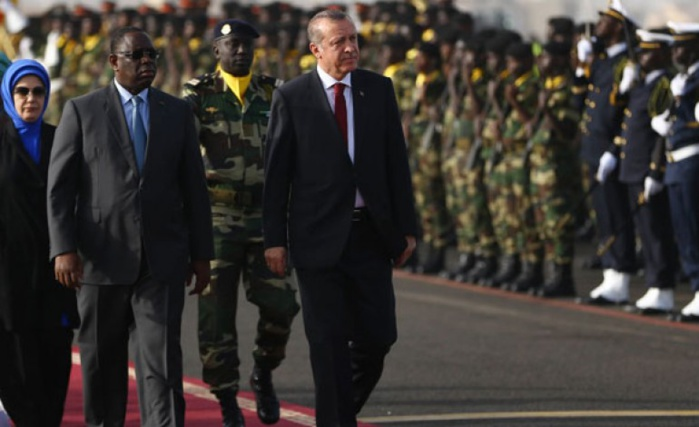 La Turquie souhaite devenir le premier partenaire commercial du Sénégal