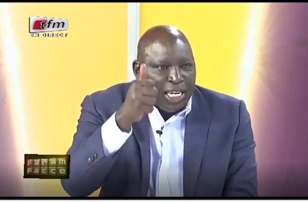 Madiambal Diagne balance: «Macky n'est pas prophète chez lui»