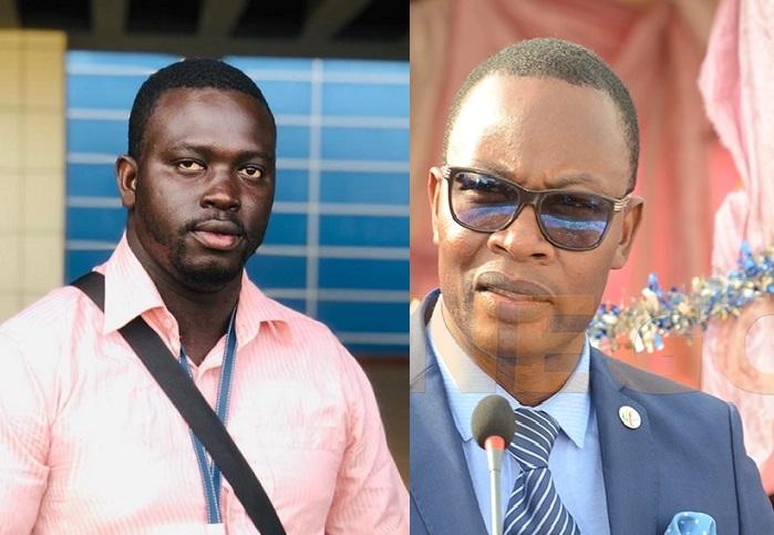 """Abdoul Aziz DIOUF rend hommage à l'ancien DG de Dakar Dem Dikk: """"Mon ami vous partez la tête haute """""""