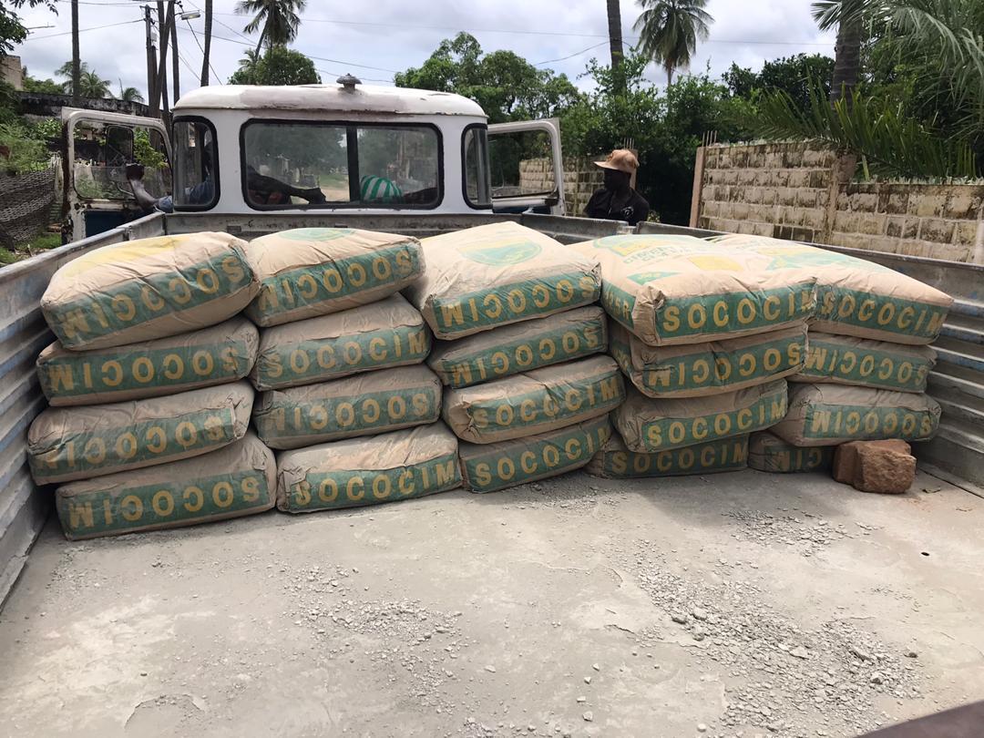 Ziguinchor: Doudou KA assure la reconstruction des maisons détruites par la pluie
