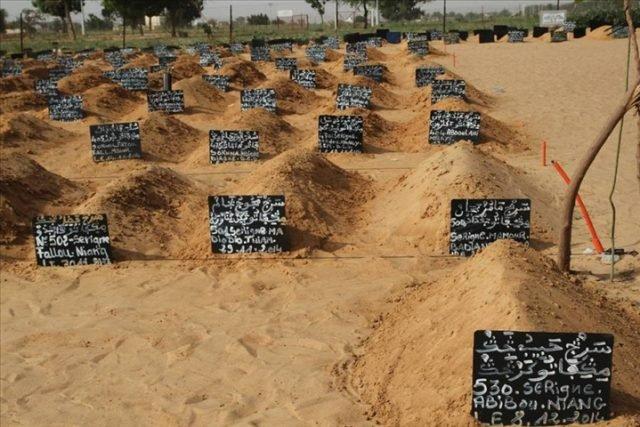 Cimetière de Touba: 6.375 entre Janvier et juillet