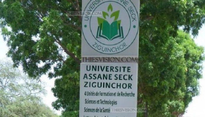 Résultats de la 42ème session du CAMES: L'université de Ziguinchor largement en tête avec 11 promus
