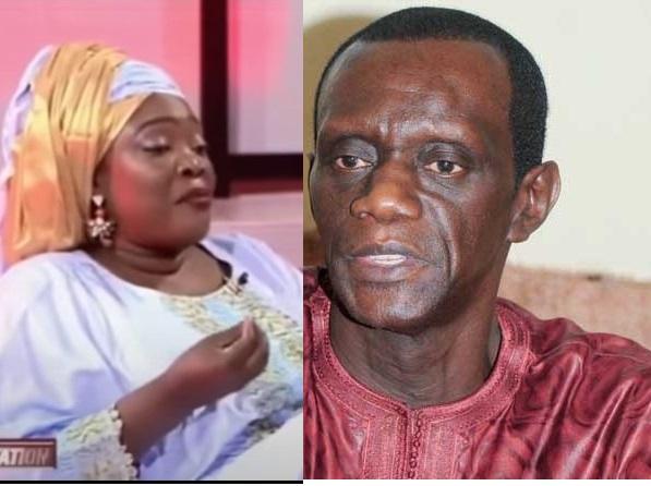 """""""Mariée, je fais l'amour tous les jours"""": Mame Mactar Guèye félicite Ndella Madior Diouf"""