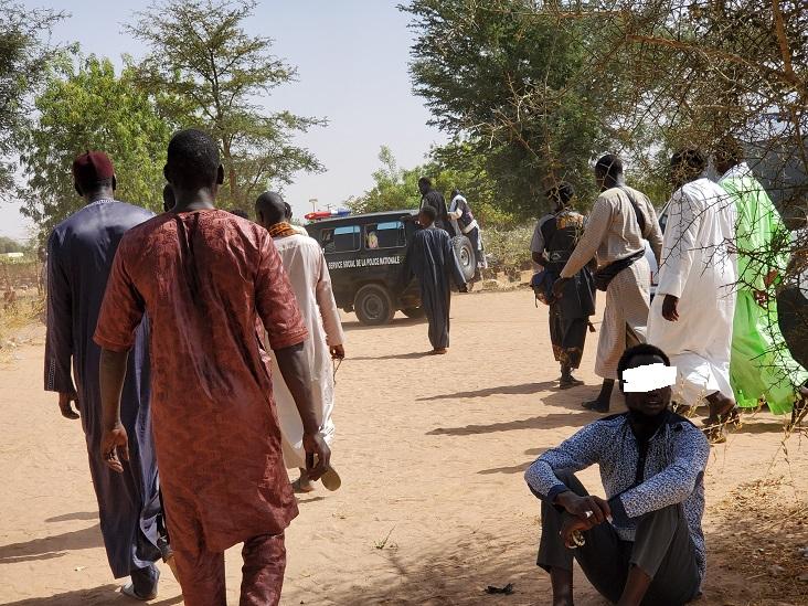 Cimetière Bakhiya de Touba : La dépouille d'un homosexuel éconduite