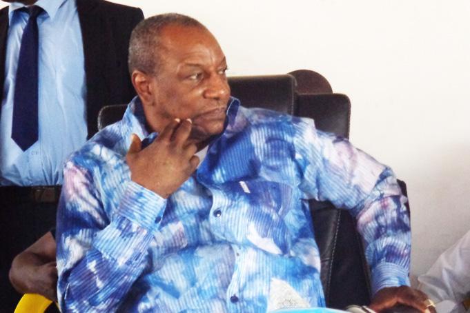 Présidentielle Guinéenne: Alpha Condé lâché par ses parents de Boké ?