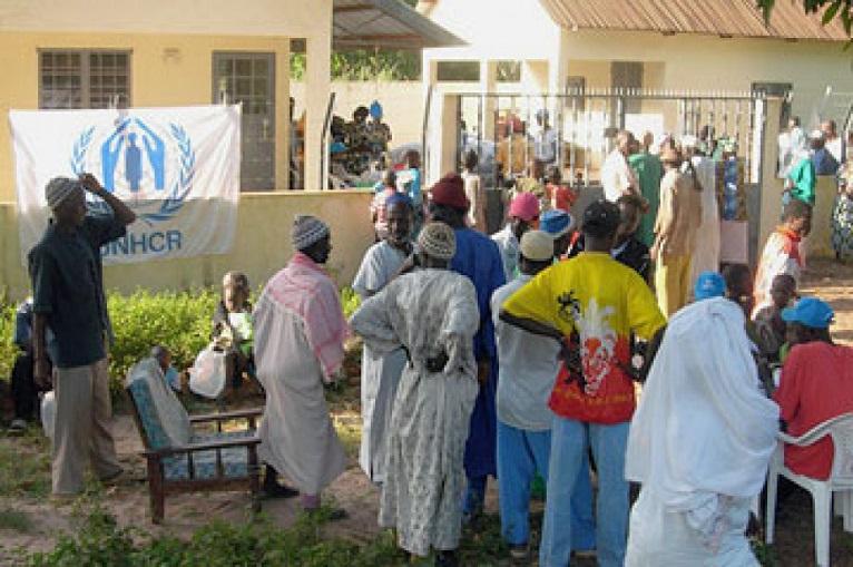RAPPORT EXPLOISIF: 6.000 refugiés originaires de la région naturelle de la Casamance ont choisi la nationalité...