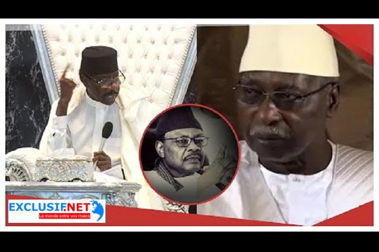 Vidéo: Serigne Moustapha Sy fait des graves révélations sur le décès de Pape Malick Sy