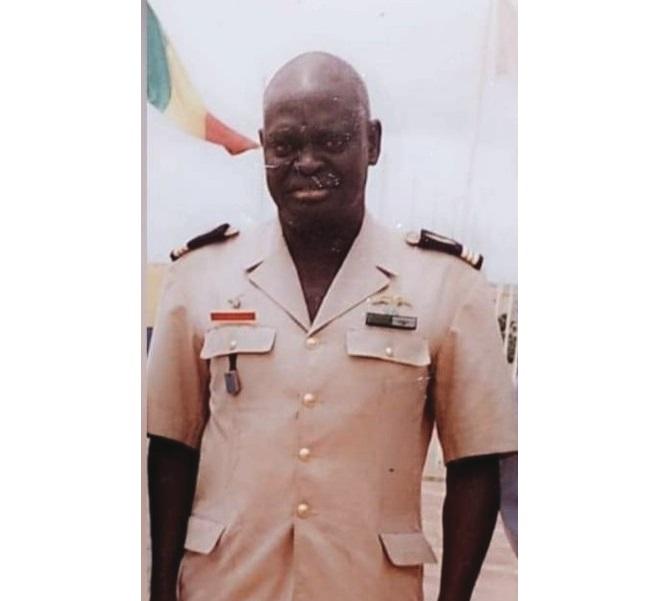 Hommage au capitaine Mamadou Seye pilote d'hélicoptères !