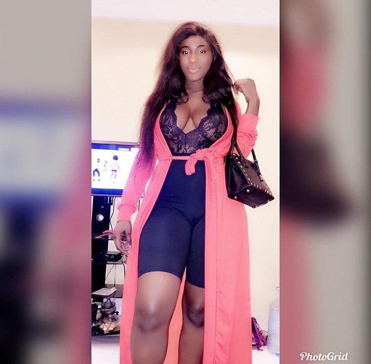 Eva Channel, enchante les internautes sénégalais