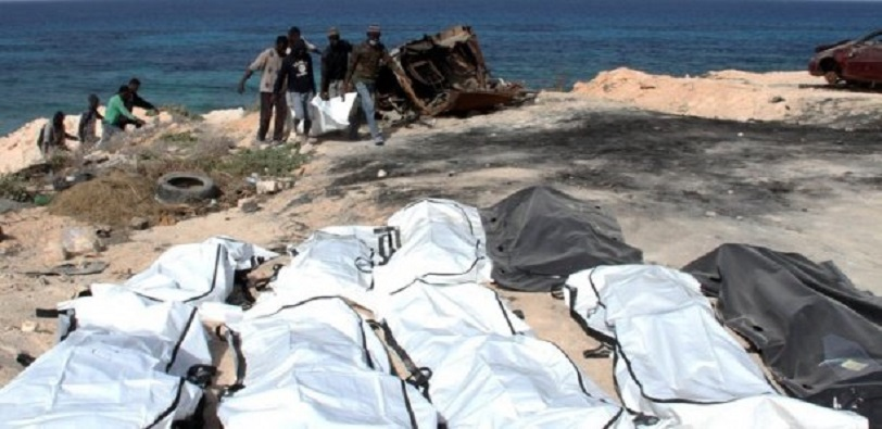 Emigration clandestine : 10 corps en état de décomposition repêchés au Cap-Vert