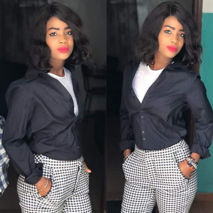 Aminata Ndiaye: La rayonnante journaliste, détourne tous les regards...