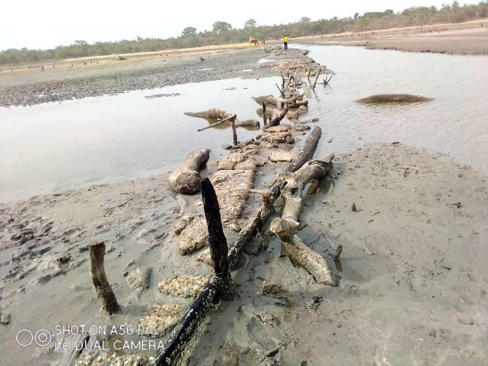BIGNONA: A la découverte de Baranlir où les populations cotisent pour réaliser une piste de désenclavement