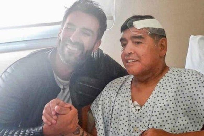 Foot: Diego Maradona au cœur d'une dernière polémique