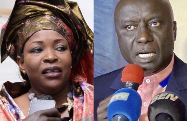 CESE: Idrissa Seck recrute  Awa Guèye Kébé