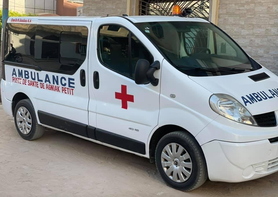 Désenclavement de la Casamance: Doudou Ka continue d'offrir des ambulances à la population