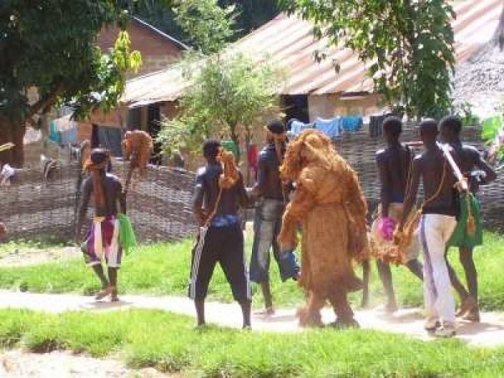 Goudomp : Le village de Kaour enterre son Kankourang aujourd'hui