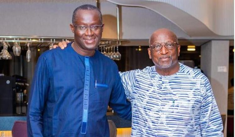 Présidence de la CAF : une candidature unique Ouest-africaine en vue entre Augustin Senghor et Jacques Anouma