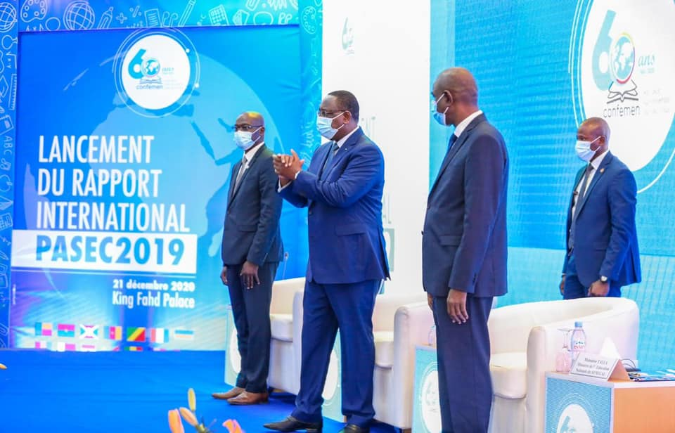 Le président Macky Sall encore honoré