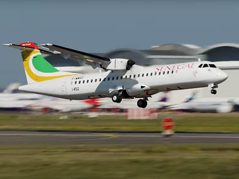 Air Senegal SA: un container heurte le Vol HC 404 devant rallier Paris et Dakar
