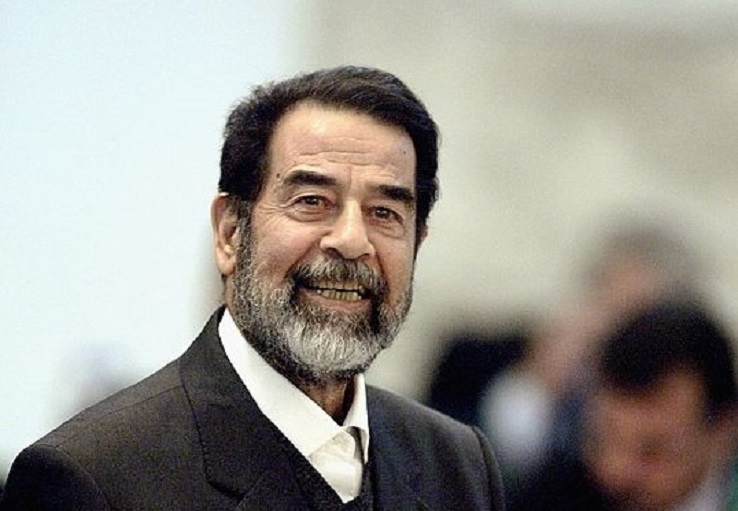 Aujourd'hui: 30 décembre 2006, Saddam Hussein est exécuté