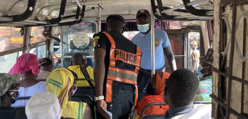 Coronavirus au Sénégal: 186 nouvelles contaminations et 5 décès