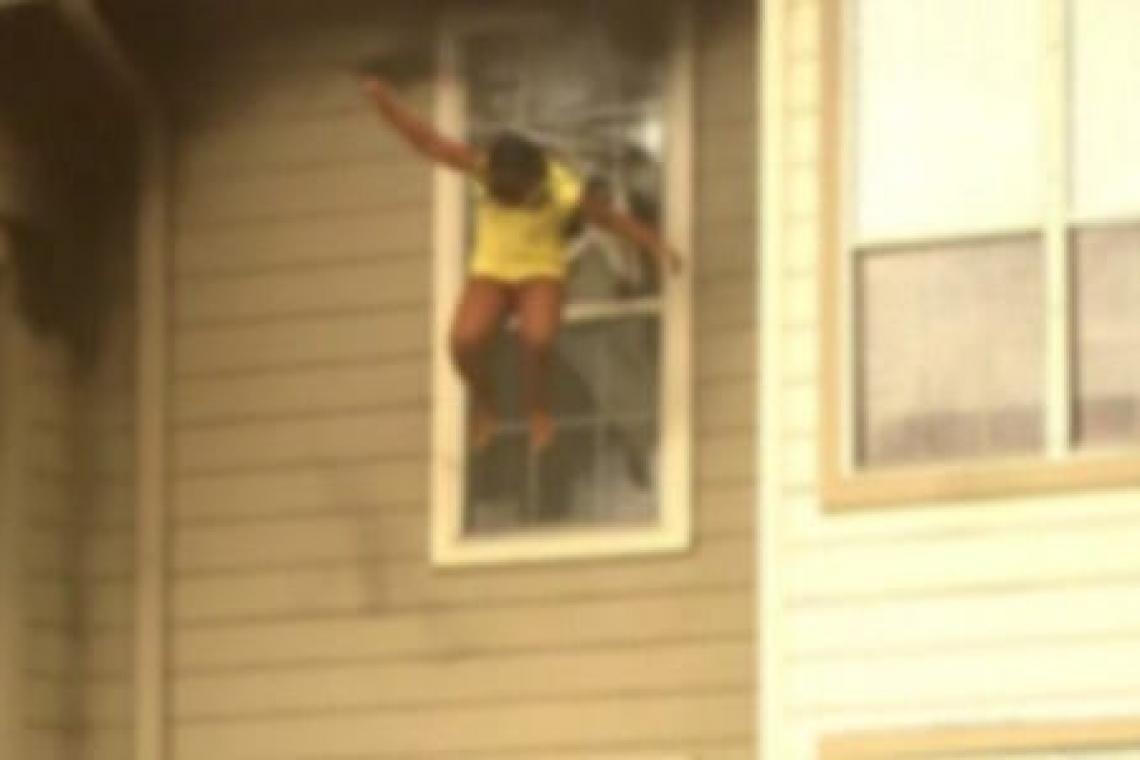 Menaces de son amant : elle panique et saute du 3e étage…