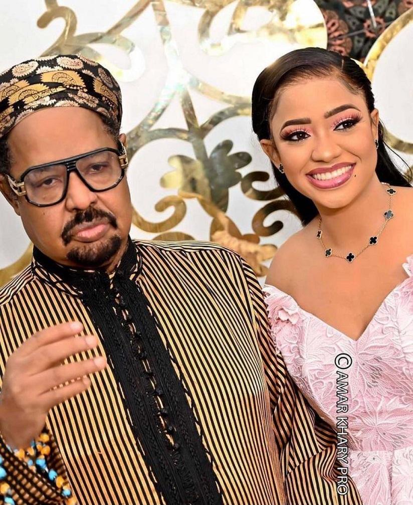Tout sur le Mariage de Salma Niass fille de Ahmed Khalifa Niass