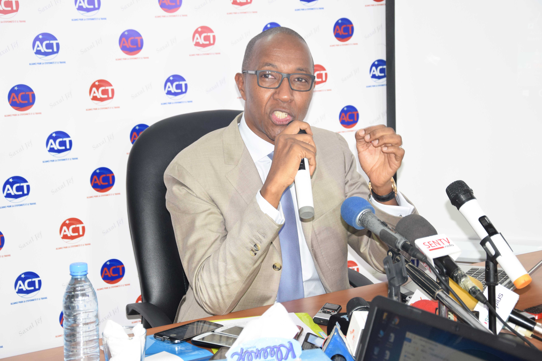 Abdoul Mbaye, Pdt ACT : « La dictature vers laquelle s'achemine le Sénégal, sera certes méchante mais aussi bête... »
