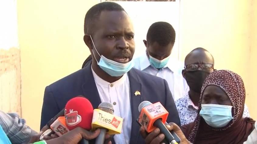 Déthié Diouf : « Nous sommes foncièrement contre le vaccin, parce que...»