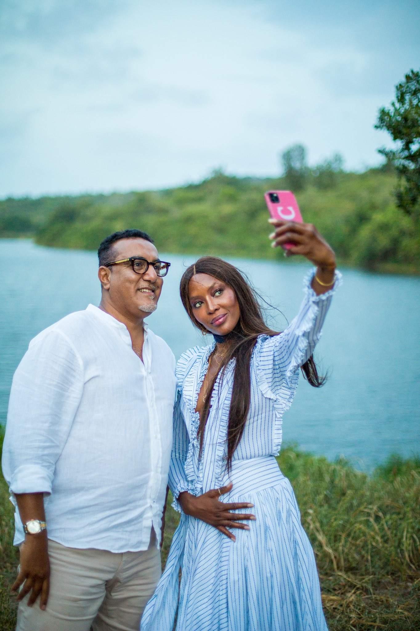 Tourisme au Kenya : « Pourquoi Naomi Campbell et non Lupita Nyong'o »