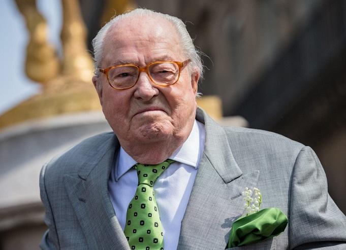 France:  Jean-Marie Le Pen atteint du Covid-19 refuse de se faire vacciner