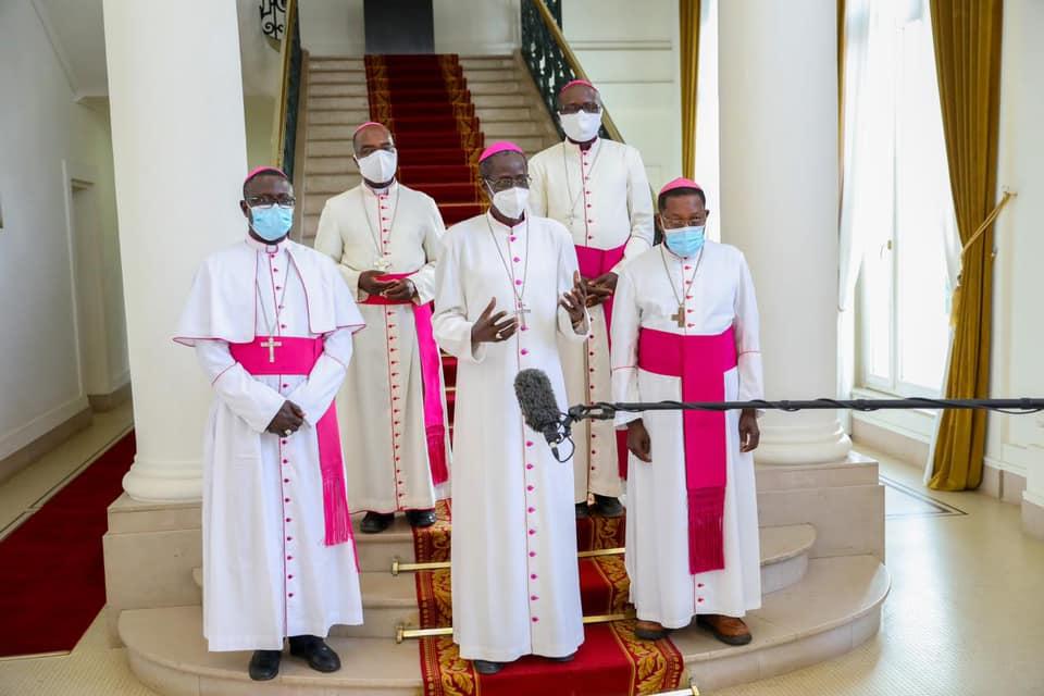Lutte contre la covid19 : Les évêques du Sénégal ont échangé avec Macky