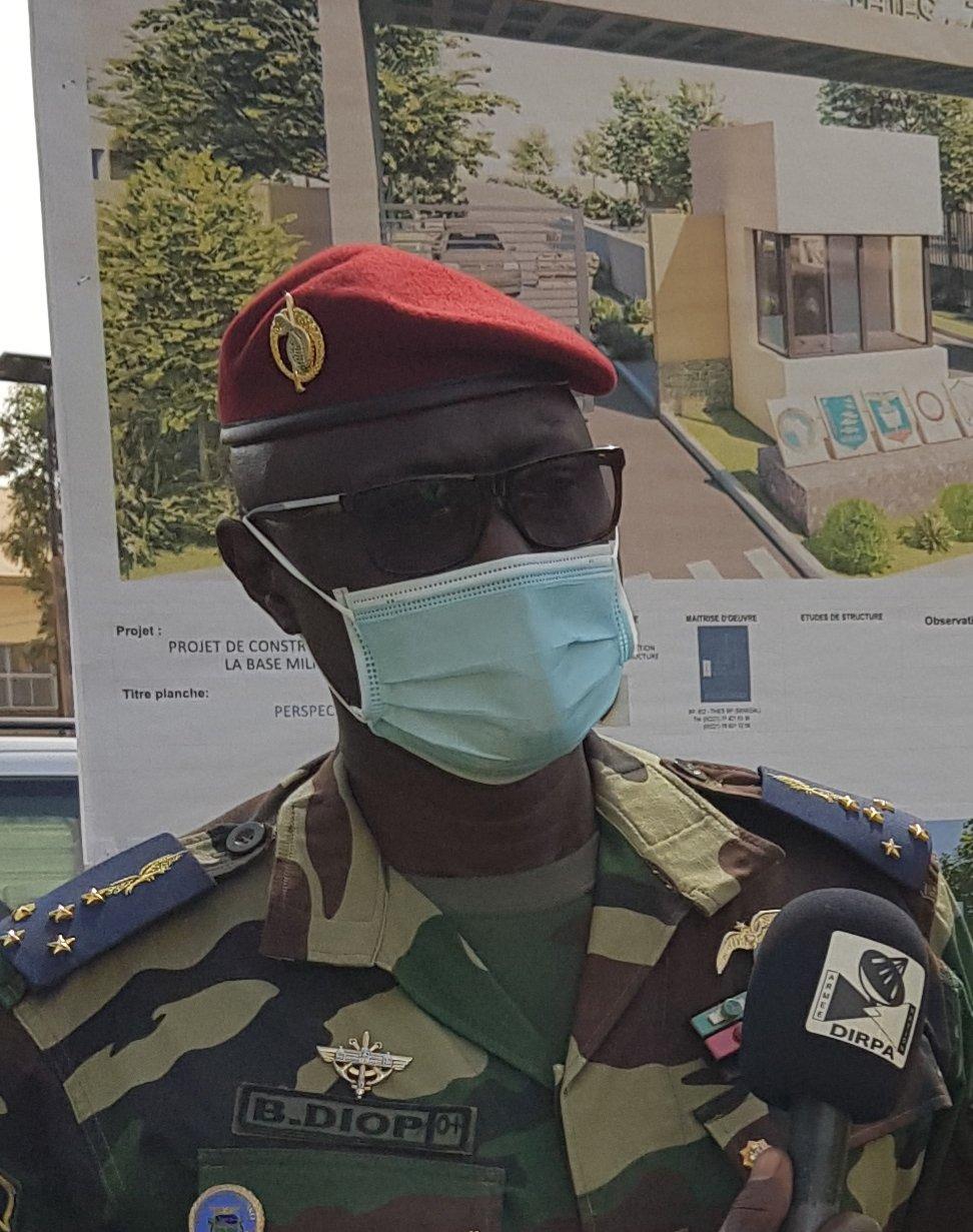 SENEGAL: L'Armée de terre a un nouveau béret