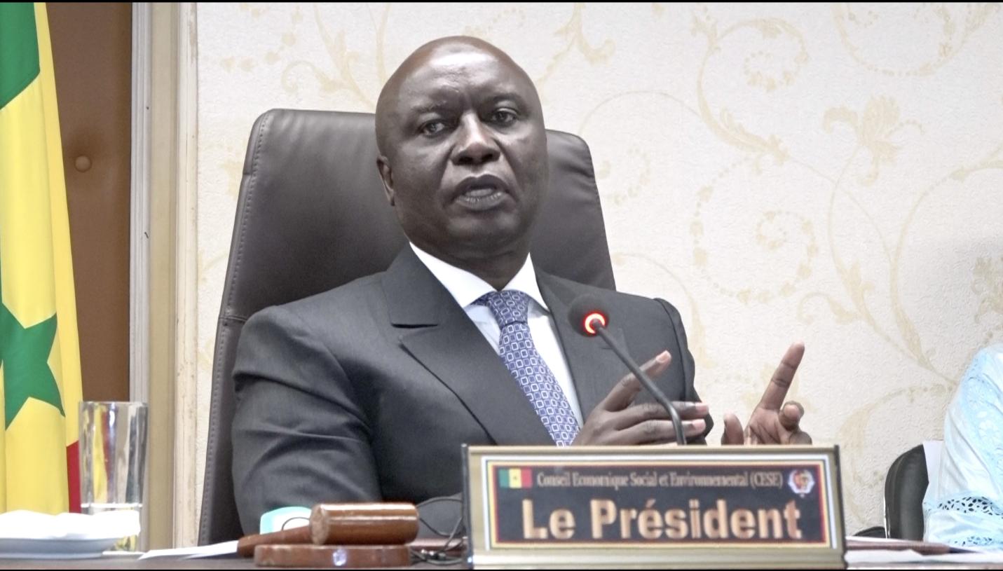 Idrissa Seck parle de Serigne Atout Diagne