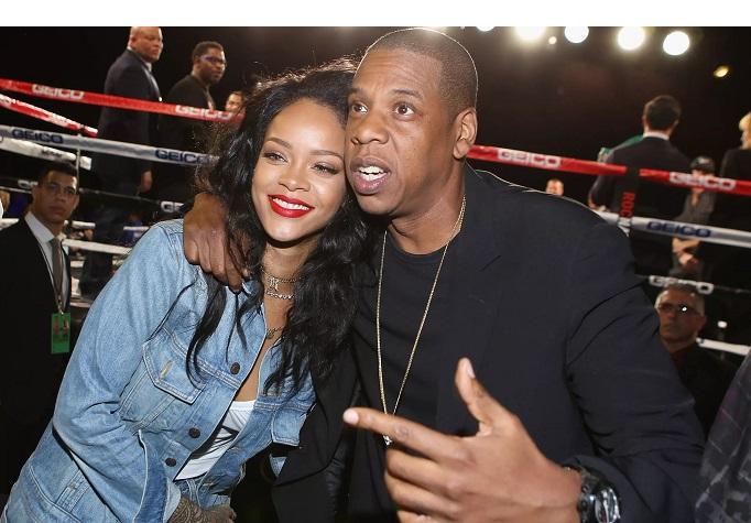 Jay-Z et Rihanna investissent dans le business du cannabis