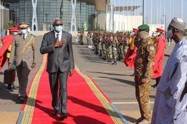 Le Président Malien attendu ce mardi en France