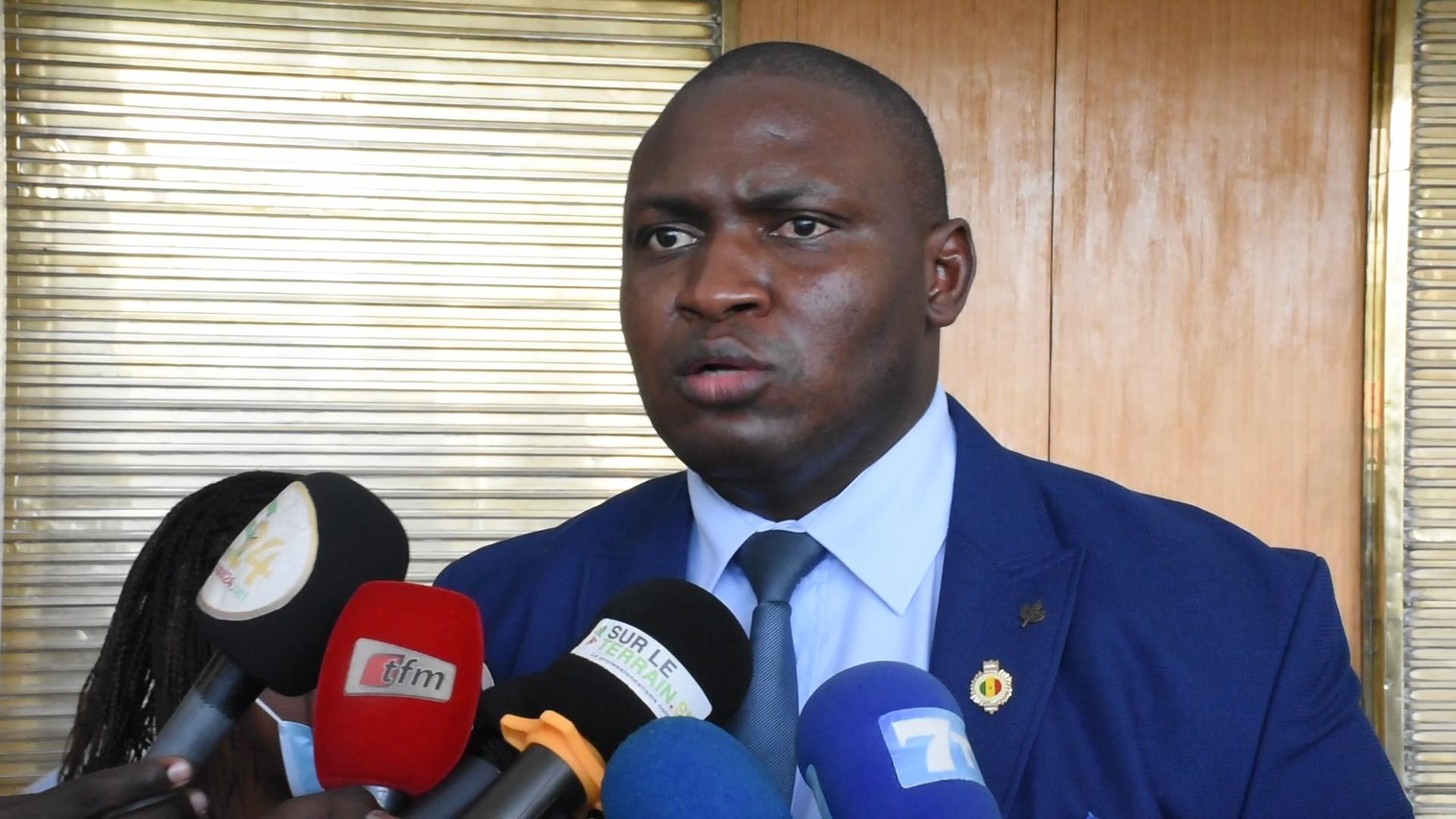 Toussaint Manga, Secrétaire général de l'Ujtl : «Le Pds n'a pas de comptes à rendre à Noo lank»