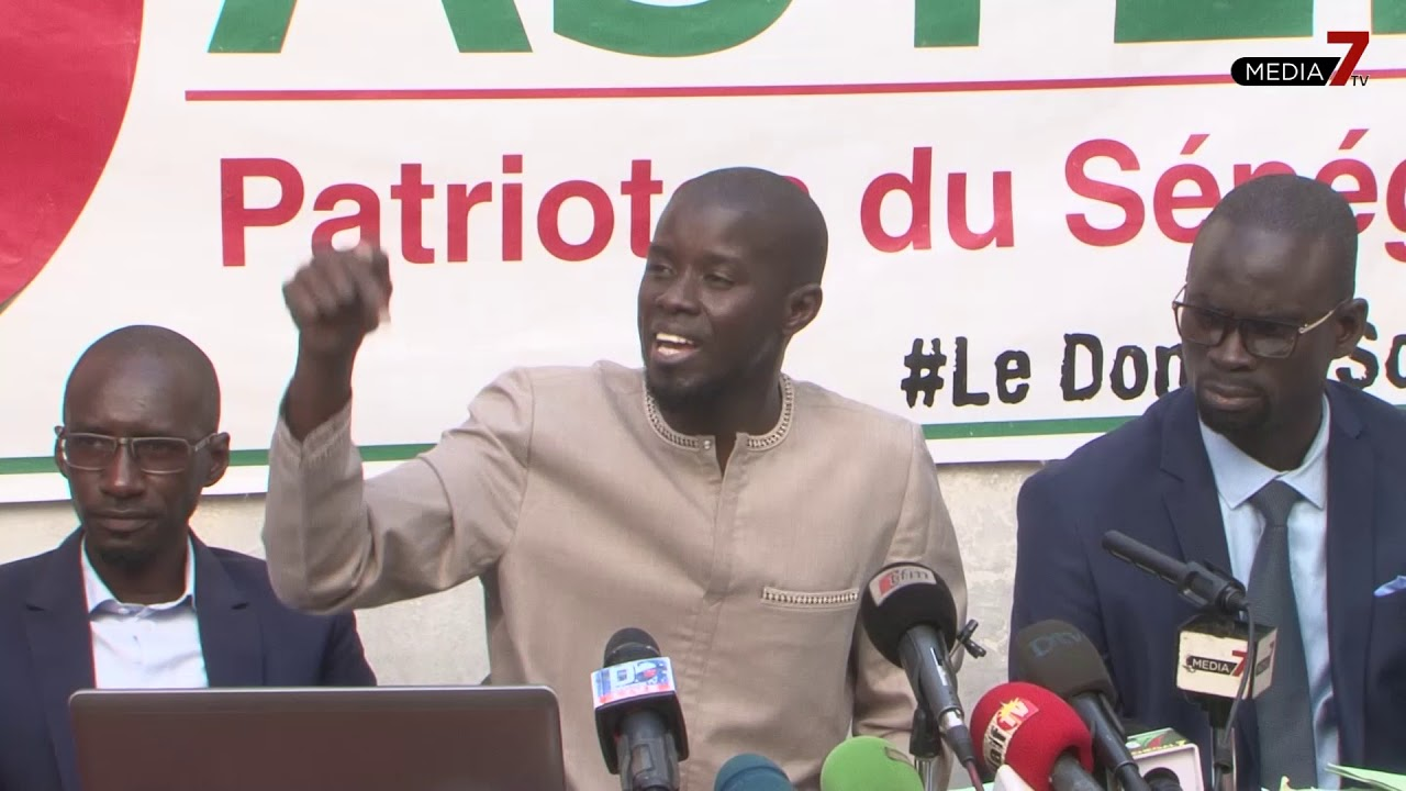Bassirou Diomaye Faye : «Pourquoi nous nous méfions de la procédure de test Adn»