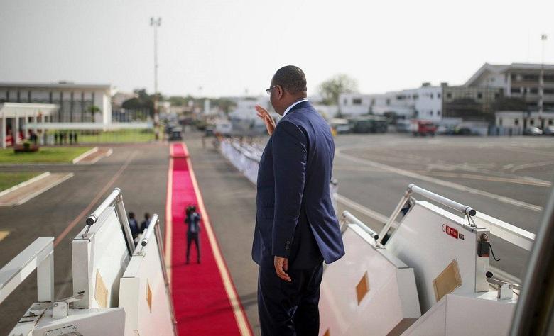 Sommet du G5 Sahe:  Macky Sall à N'Djamena