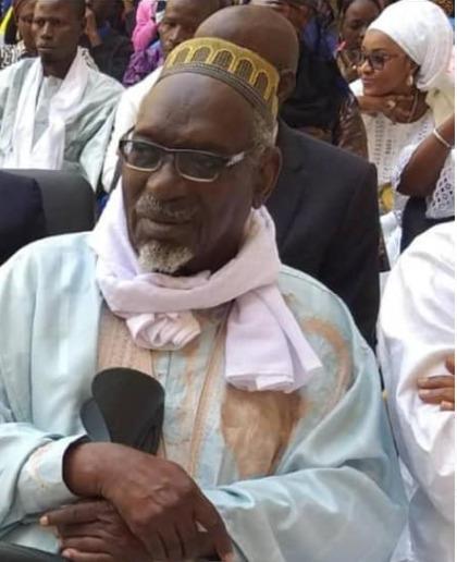 """Cheikh Amidou Kane, """"Kacha"""" n'est plus : Un grand Commis de l'État s'en est allé !"""
